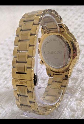 Relógio nibosi (promoção, garantia de 3 meses.) - Foto 2