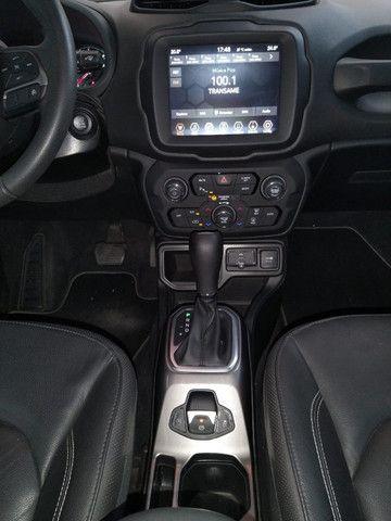 Jeep Renegade 1.8 Limited Teto Solar Flex 2019 ( Garantia de Fabrica ) - Foto 13