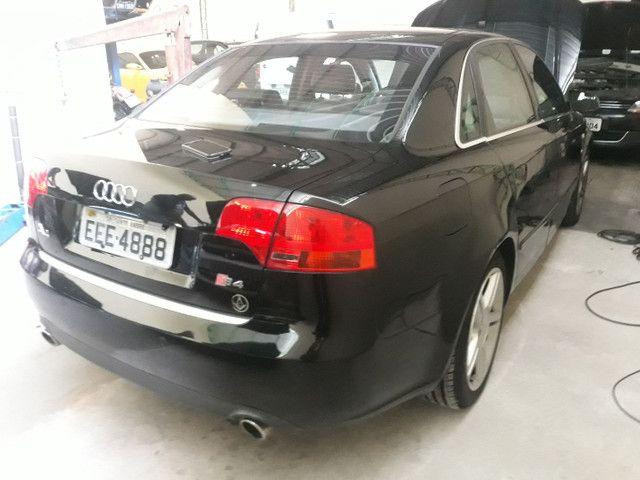 Audi A4 2007 1.8T  blindado  - Foto 9