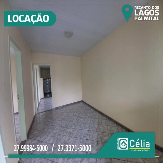 Apartamento no Recanto dos Lagos / Palmital - Locação - Foto 9