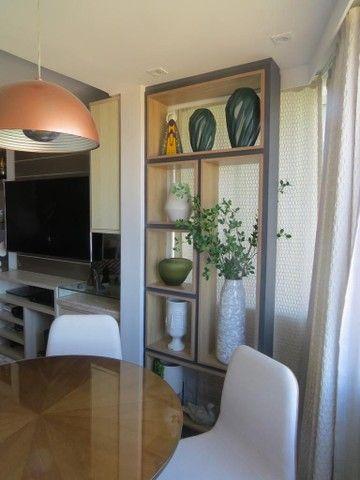 Apartamento três suítes, projetado, andar privilegiado! - Foto 11