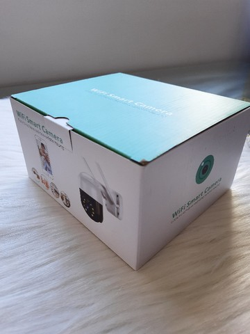 Câmera 1080p Infravermelho Wifi - Foto 4