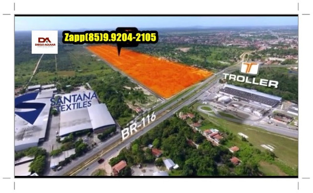 Loteamento Terras Horizonte - Venha investir !!! - Foto 2