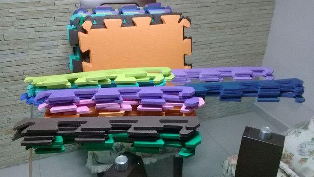 Placas em EVA com acabamentos. - Foto 4
