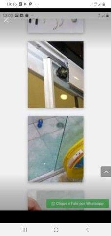 Fasso manutenção é vedações em todo tipo de vidro temperado  - Foto 4