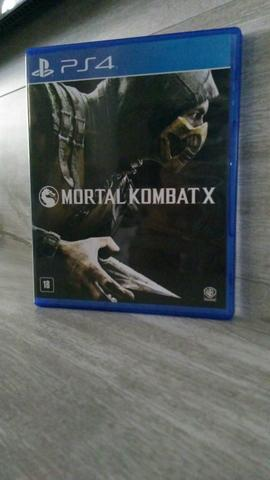 Vendo Mortal Kombat X PS4