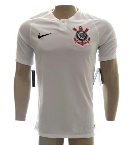 276fc286e7 Camisa Corinthians 1 18 19 SN bco SP tam  p-m-g-gg-xg - Esportes e ...