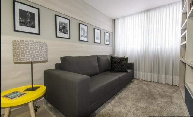 Metrô de colégio, apartamento 2 Qts, parcelamos entrada, ótima localização - Foto 5