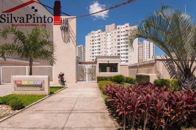 Código 794 - Belo Apartamento de Dois Dormitórios no Condomínio Tintoretto em Taubaté