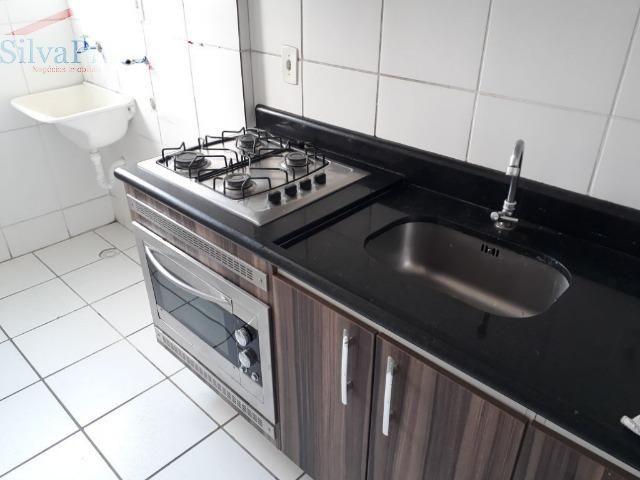 Código 794 - Belo Apartamento de Dois Dormitórios no Condomínio Tintoretto em Taubaté - Foto 8