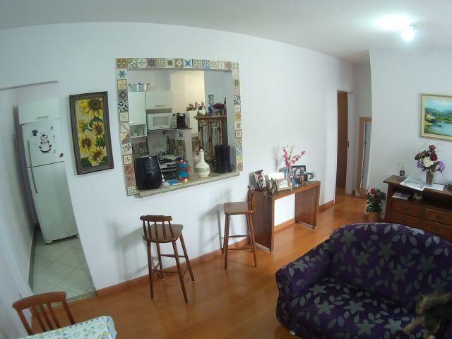 Apartamento 02 Quartos, vaga - Centro de Vitória