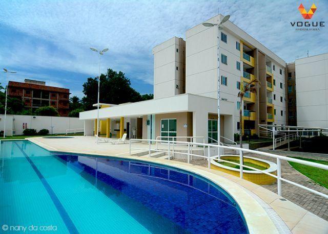 Apartamento - Pronto Para Morar - Cond. Califórnia Home Club - Financia