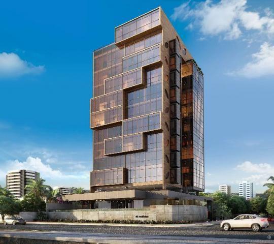 Ritz Residence - Lançamento Padrão Luxo de 100 a 400mts