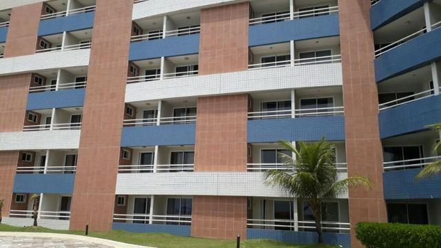 Apartamento em Ponta Negra - 35m² - Rota do Sol - Vista Mar