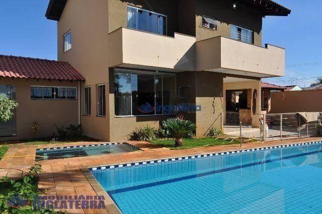 Casa à venda, 374 m² por R$ 760.000,00 - Igapó - Londrina/PR