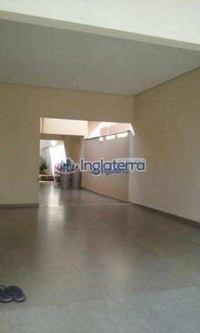 Casa com 5 dormitórios à venda, 180 m² por R$ 500.000,00 - Santa Mônica - Londrina/PR - Foto 2