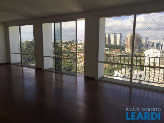 Apartamento à venda com 4 dormitórios em Real parque, São paulo cod:538444