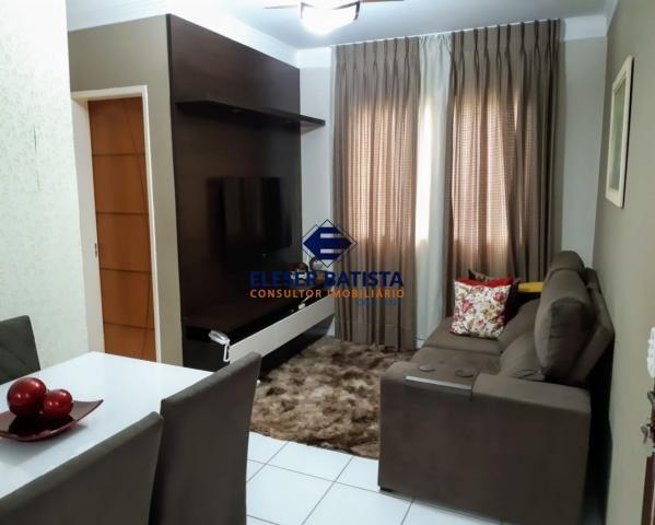 Apartamento à venda com 2 dormitórios em Residencial civit a2, Serra cod:AP00147 - Foto 2