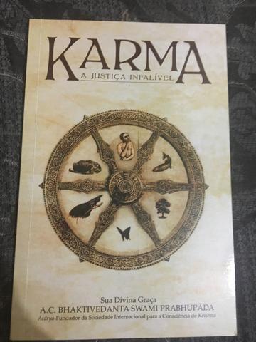 Karma A justiça infalível