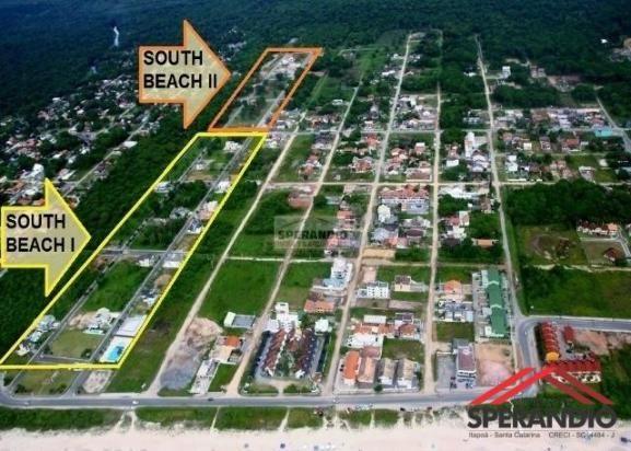 Terreno c/ 202,80m², South Beach II. Entrada + 168x - Foto 5