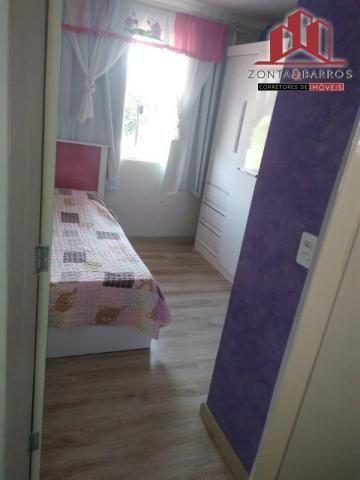 Casa à venda com 3 dormitórios em Santa terezinha, Fazenda rio grande cod:SB00002 - Foto 12
