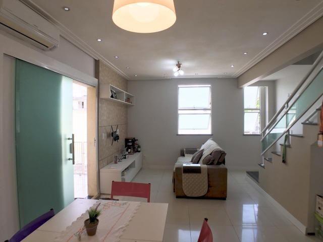 Casa duplex em condomínio fechado com 3 quartos, sendo 1 suíte - CA0873 - Foto 6