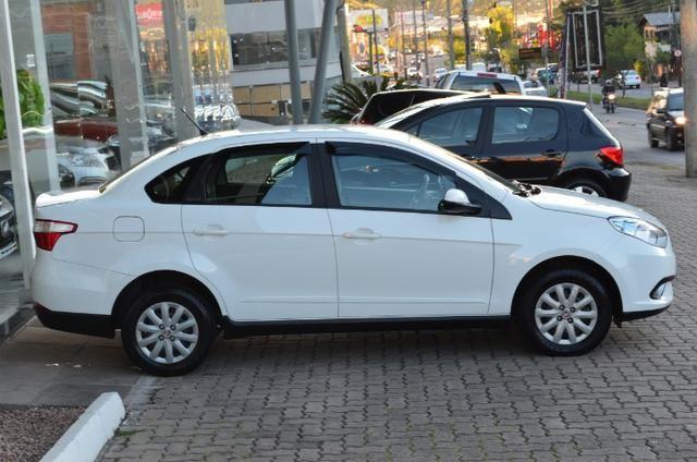 Fiat Grand Siena attractive 14 flex 4p manual * completo*63.000 km - Foto 9