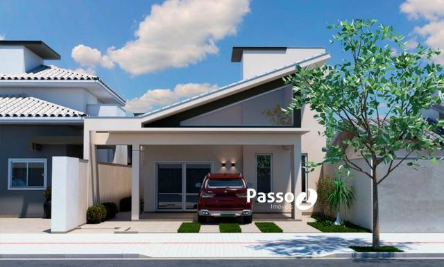 Casa na planta com 01 suite + 2 quartos - Foto 7
