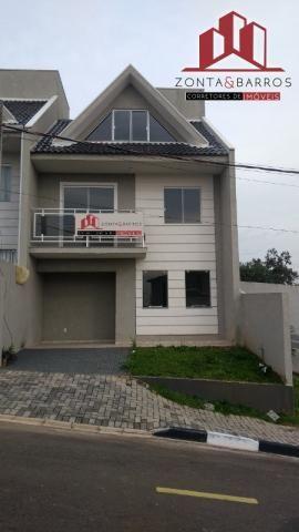 Casa à venda com 3 dormitórios em Gralha azul, Fazenda rio grande cod:SB00001
