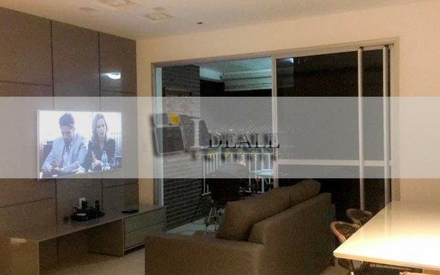 Apartamento Innovare Sacada Com Churrasqueira 02 Vagas De Garagens - Foto 2