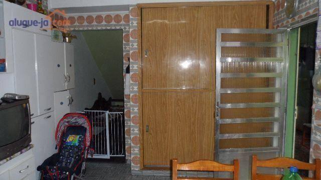 Sobrado c/2 dts.1vg.!(estuda-se parte pagto.p/apto.2dts.1vg!)Moóca-São Paulo-SP - Foto 9