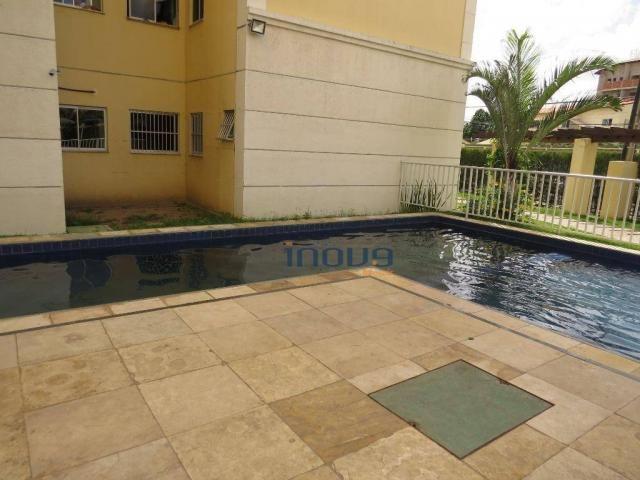 Apartamento com 3 dormitórios à venda, 55 m² por r$ 239.990,00 - maraponga - fortaleza/ce - Foto 19