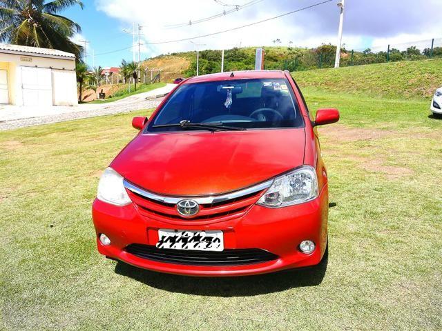 Toyota etios sedam 2013 xls 1.5 27.900,00 - Foto 4