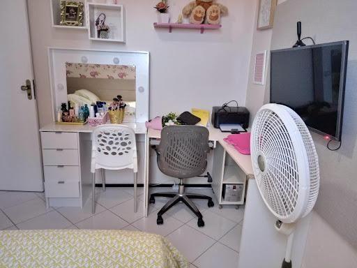 Apartamento com 3 dormitórios à venda, 85 m² por r$ 340.000,00 - engenheiro luciano cavalc - Foto 13