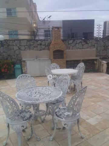 Apartamento com 4 dormitórios à venda, 112 m² por r$ 310.000,00 - varjota - fortaleza/ce - Foto 7