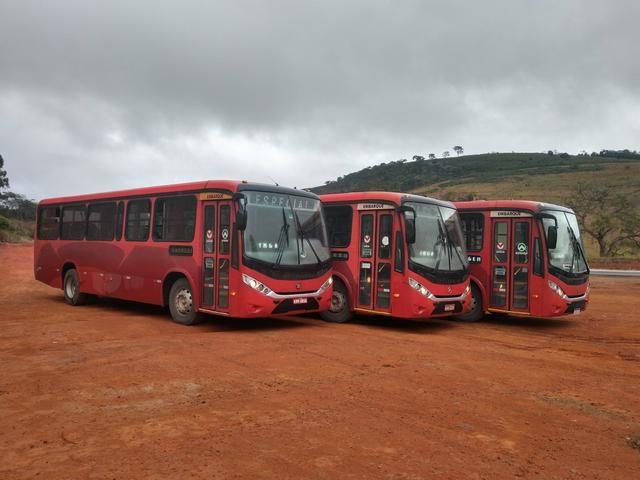 Ônibus Urbano, Micrão Mercedes OF1418, ano 2008