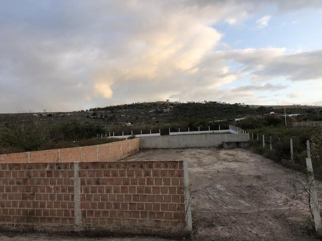 Terreno murado e com cisterna em Gravatá - Foto 2