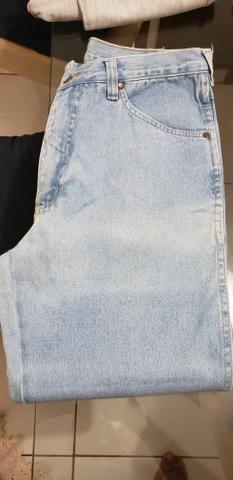 4 Calças Jeans de Cowboy em Perfeito Estado - Foto 3