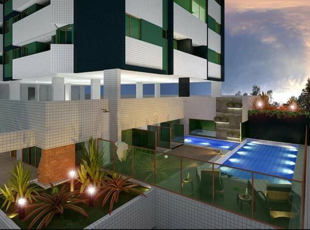 Apartamentos a venda ALOISIO TAVARES, quarto e sala e 2 quartos. Stella Maris, Maceió AL - Foto 3