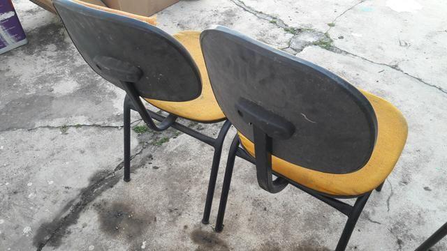 4 cadeiras ( para utilizar somente estrutura ) - Foto 5