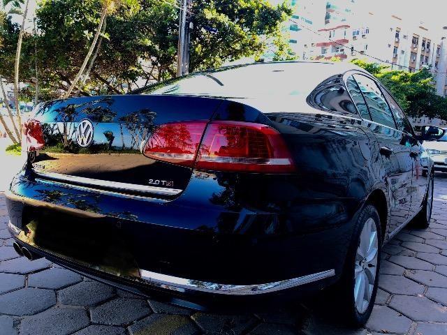 VW Passat TSI *Impecável*Pacote Premium opcionais - Foto 8