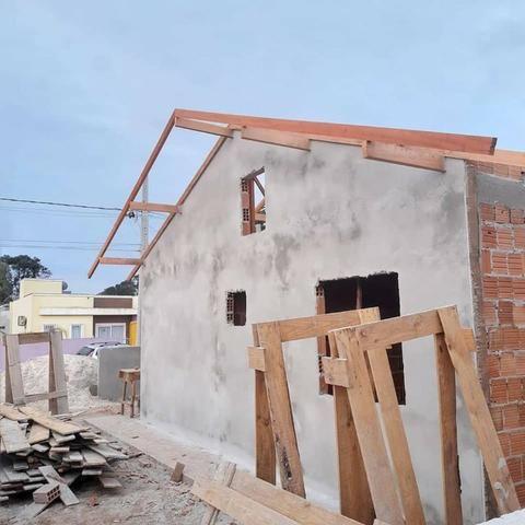 Casa nova c/ 2 quartos, próx. a Ponte Pênsil de Barra Velha, fácil entrada e financiamento - Foto 8