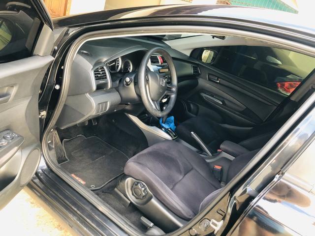 Honda City LX 13/13 Aut - Foto 4