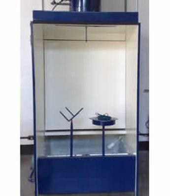 Cabine de pintura seminova com compressor