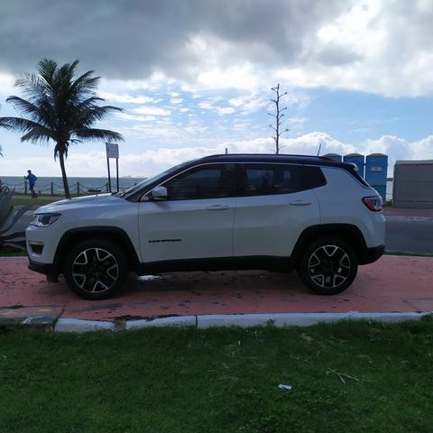 Jeep Compass 26mil km Limited - Foto 8