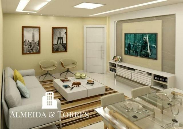 Apartamento bairro Medicina - 3 quartos com suite - Foto 3
