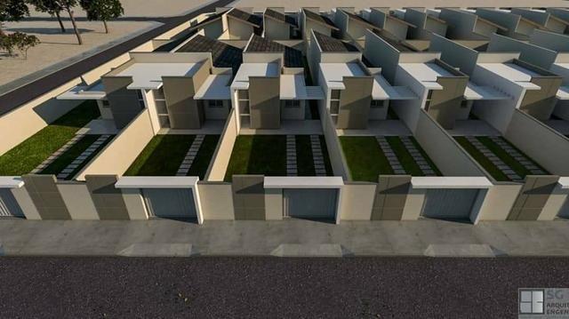 Grande lançamento de casas em Aquiraz TERRENO GRANDE 6,5X33 - Foto 4