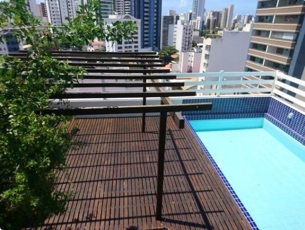 FZ00013 - Cobertura na Pituba 03 quartos com piscina
