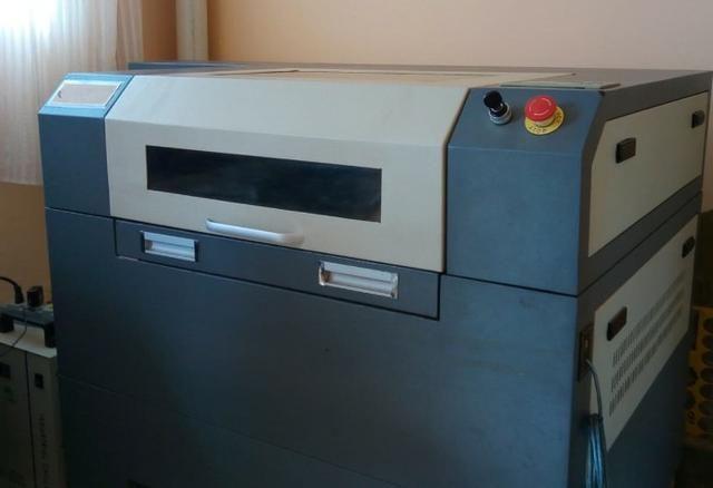 d64b3b47a Máquina de Corte e Gravação à Laser CO2 - Máquinas para produção ...