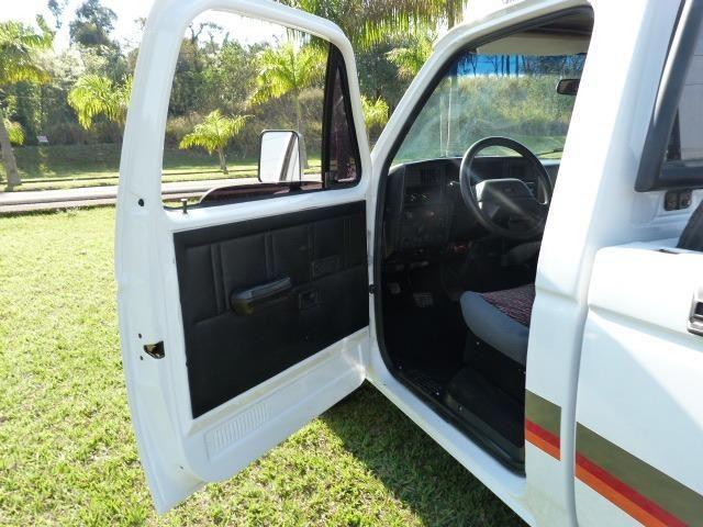 Gm - Chevrolet D-20 completa turbo de fabrica - Foto 10